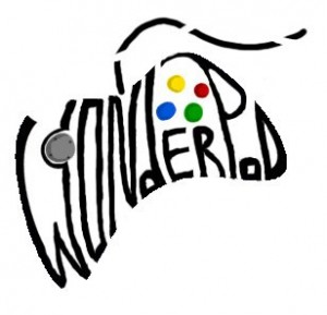 A very nice looking Wonderpod  logo .