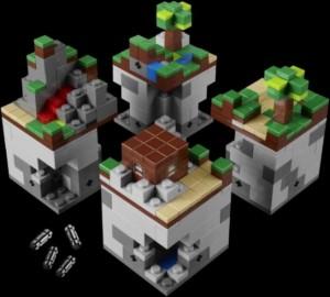 Minecraft---LEGO