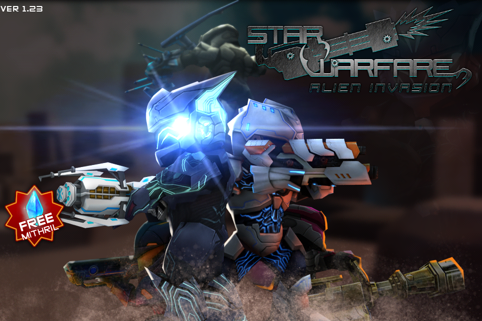 Warfare Aliens Still Star Warfare Alien